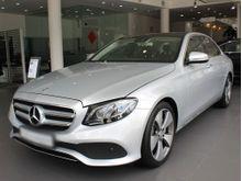 2016 Mercedes-Benz E250 2.0 Avantgarde Multibeam LED (A) -- DISCOUNT RM20k --