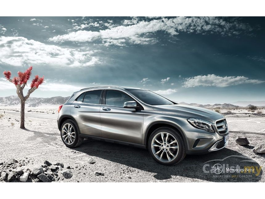 Mercedes benz gla200 2016 1 6 in selangor automatic suv for Mercedes benz financial report 2016