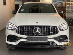 2020 Mercedes-Benz GLC43 AMG 3.0 MATIC Coupe