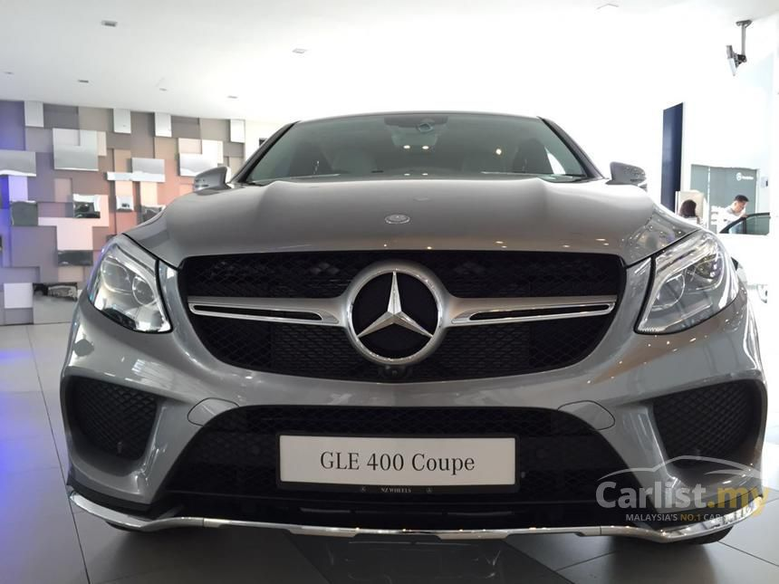 2016 Mercedes-Benz GLE400 4MATIC SUV