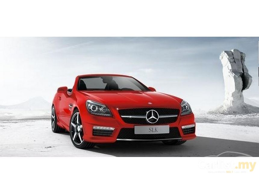 Mercedes Benz Slk 55 Amg Auto A