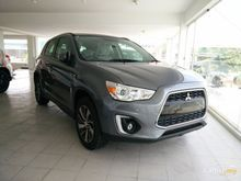 CASH REBATE RMXX,XXX. MANY FREE GIFTS. READY STOCK*****2016 ALL NEW MIT ASX 2.0CC GA  5DR 4X4 (A) SUV CALL MISS JOANNE ONG TO SERVE YOU BETTER****