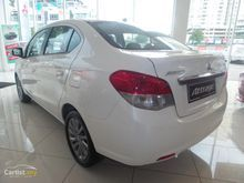 [RM12,XXX] MARCH MONTH UP FOR GRAB**2016 ALL NEW MITSUBISHI ATTRAGE 1.2L GS SEDAN (A) 4 DOOR