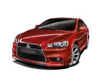 2016 Mitsubishi Lancer 2.0 GTE Sedan (A) New