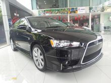 CASH REBATE RMX,XXX. MANY FREE GIFTS. READY STOCK*****2016 ALL NEW MITSUBISHI LANCER 2.0L GTE  (A) MIVEC CALL MISS JOANNE ONG TO SERVE YOU BETTER****