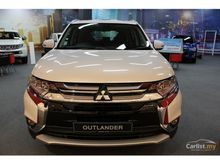 CASH REBATE RM4,XXX. MANY FREE GIFTS. READY STOCK*****ALL NEW MITSUBISHI OUTLANDER 2016 SUV 5DR (A) 2.4CC CALL MISS JOANNE ONG TO SERVE YOU BETTER****