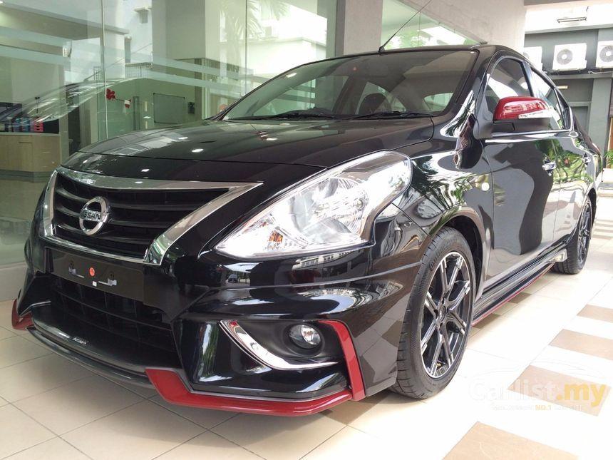 Nissan Almera 2017 E 1 5 In Kuala Lumpur Automatic Sedan