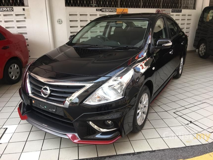 Nissan Almera 2016 VL 1.5 in Kuala Lumpur Automatic Sedan Black for RM  68,800 - 2739965 - Carlist.myCarlist