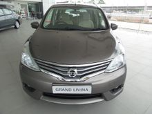 2017 Nissan Grand Livina 1.8 (A) New