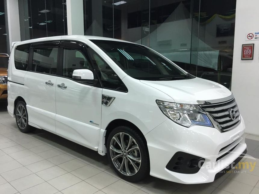 nissan serena 2017 s hybrid high way star 2 0 in kuala lumpur automatic mpv white for rm 122 222. Black Bedroom Furniture Sets. Home Design Ideas