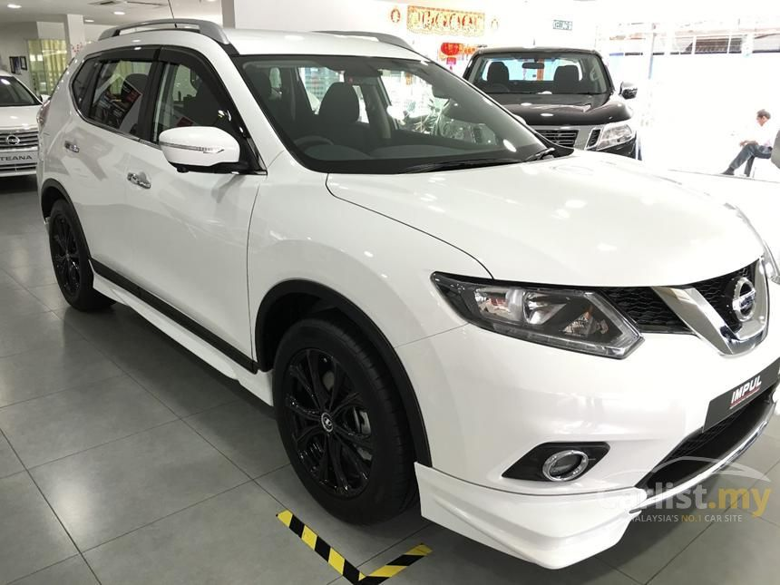 nissan x trail 2015 2 0 automatic others for rm 129 000. Black Bedroom Furniture Sets. Home Design Ideas