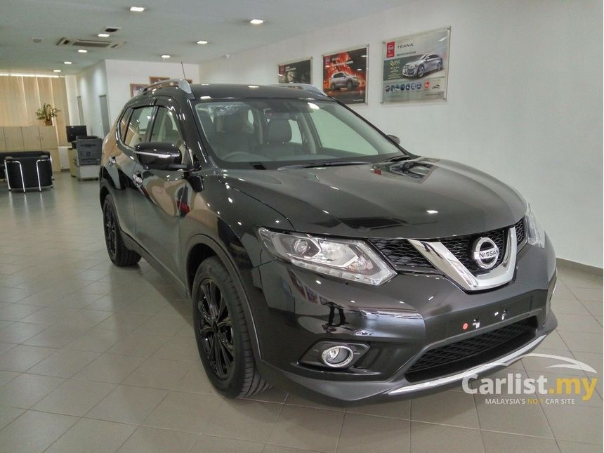 Nissan X Trail In Kuala Lumpur Automatic Suv Black For Rm