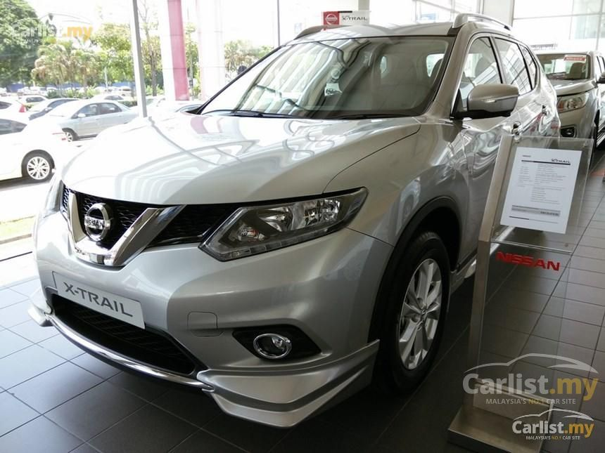 Nissan X Trail In Kuala Lumpur Automatic Suv Silver For