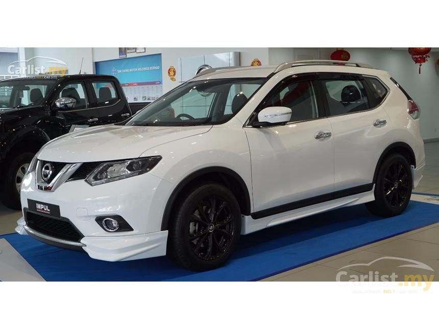 nissan x trail 2017 2 0 in kuala lumpur automatic suv white for rm 129 888 3491203. Black Bedroom Furniture Sets. Home Design Ideas