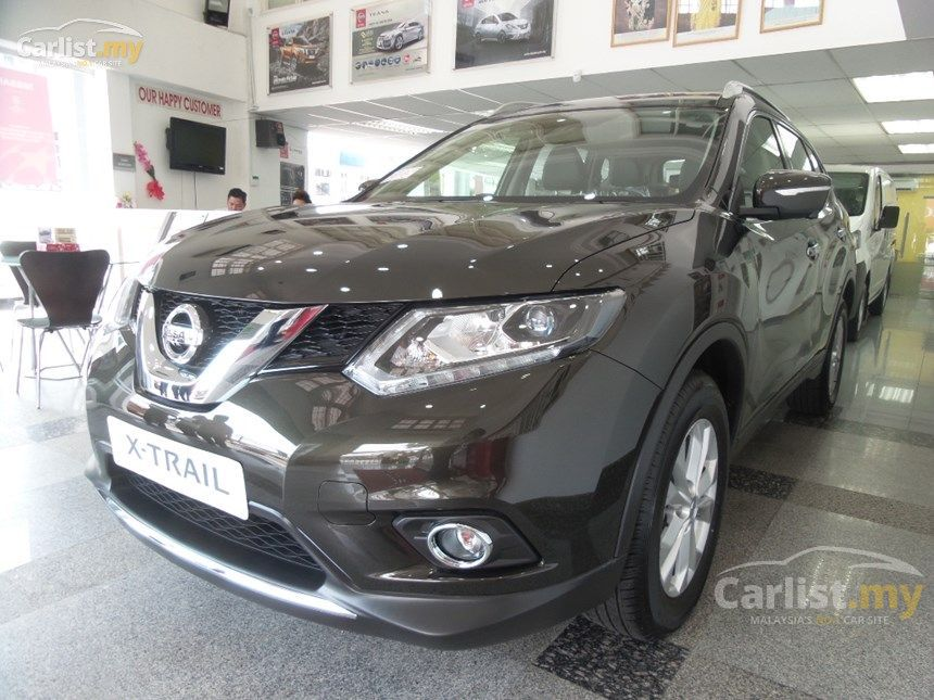 Nissan X Trail In Selangor Automatic Suv Green For Rm