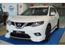 FREE LEATHER SEAT FREE NAVI ** ULTIMATE April PROMO** 2017 Nissan X-Trail 2.0 SUV
