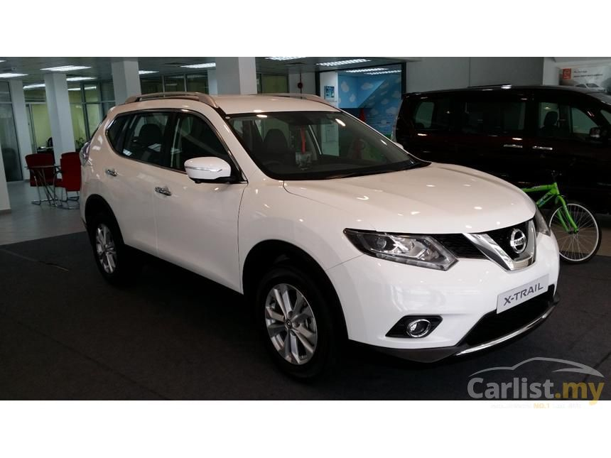nissan x trail 2016 2 0 automatic suv others for rm. Black Bedroom Furniture Sets. Home Design Ideas