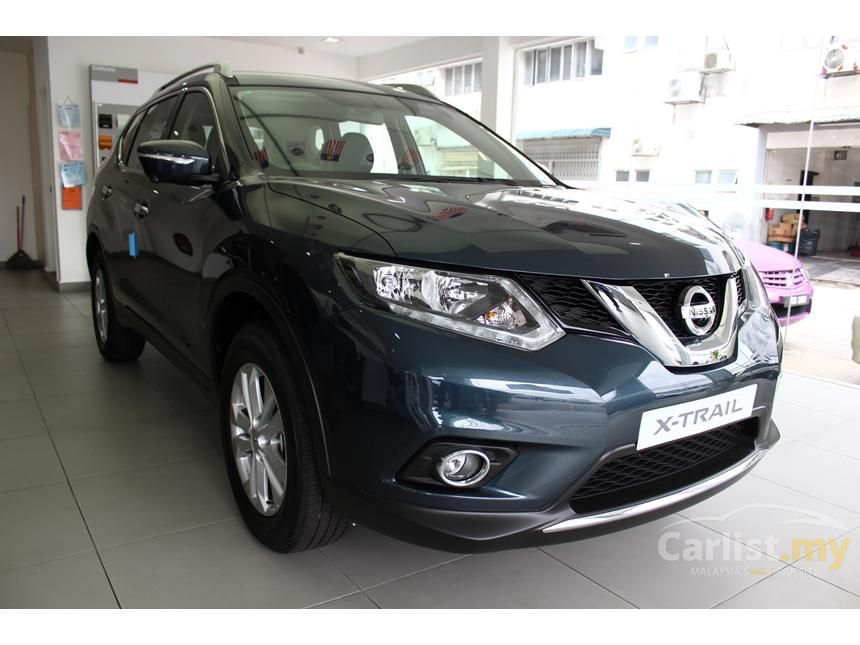 Nissan X Trail In Selangor Automatic Suv Blue For Rm