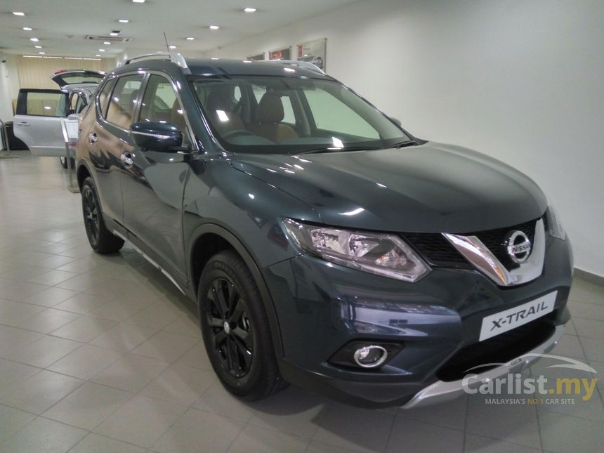 Nissan X Trail In Kuala Lumpur Automatic Suv Blue For Rm