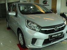 2017 Perodua AXIA G DISCOUNT RM1000