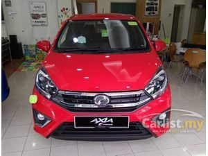 Search 440 Perodua Axia Cars for Sale in Malaysia  Carlistmy
