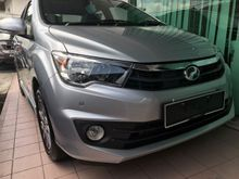 2017 Perodua Bezza 1.3 DISCOUNT 2500 CASH REBATE
