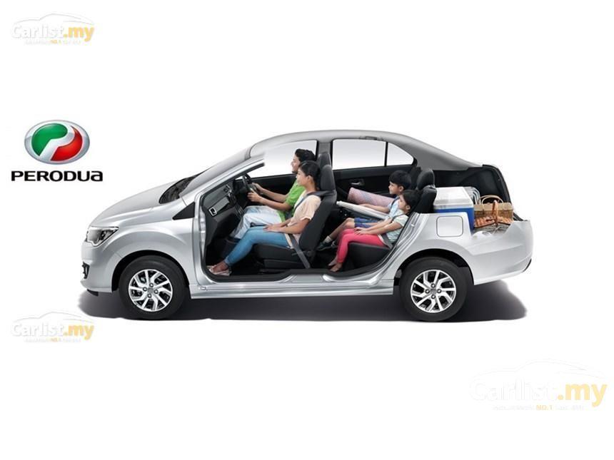 perodua new release carPerodua Bezza 2016 X 13 in Putrajaya Automatic Sedan Brown for RM