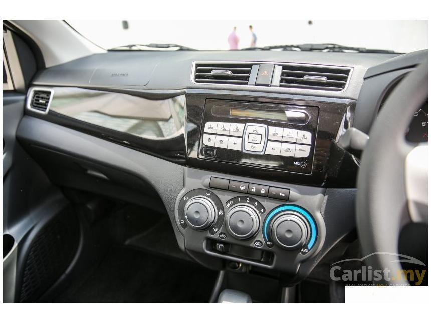 2016 Perodua Bezza X Sedan
