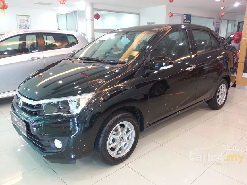 Trade In Value Car >> Perodua Bezza 2017 X Premium 1.3 in Selangor Automatic Sedan Black for RM 44,300 - 3496707 ...