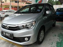 2017 Perodua Bezza 1.3 X (A)