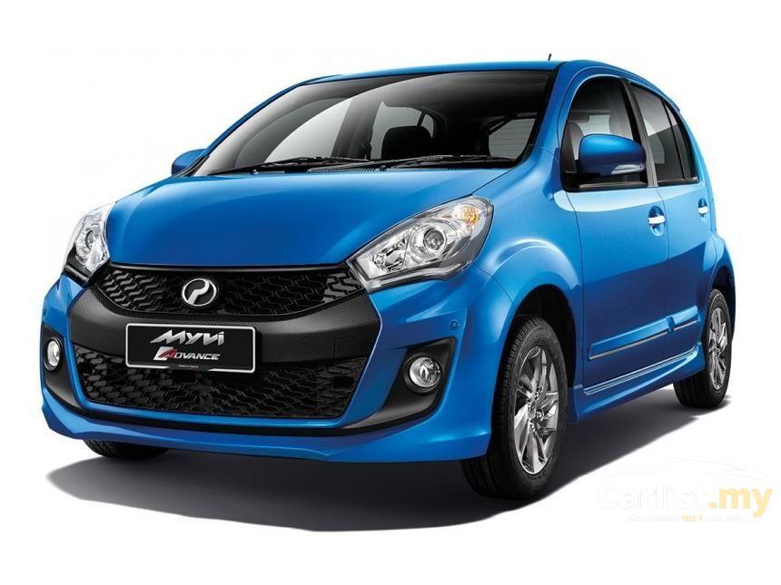 Perodua Myvi 2015 SE 1.5 in Selangor Automatic Hatchback ...