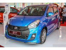 FIRST COME FIRST SERVE ** FEB SUPER REBATE RM3XXX** 2017 Perodua Myvi 1.5 SE Hatchback