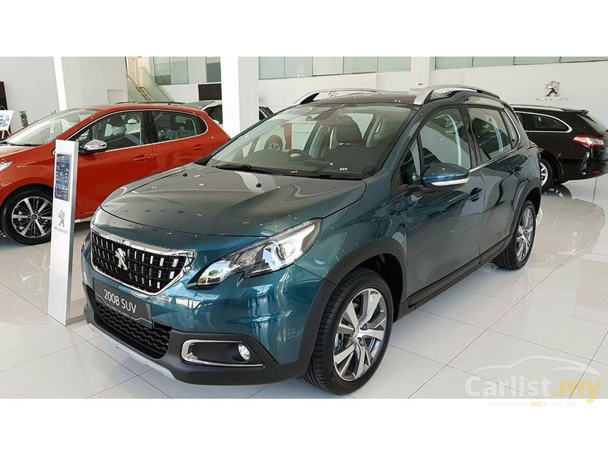 peugeot 2008 2017 puretech 1 2 in kuala lumpur automatic suv blue for rm 105 888 3511783. Black Bedroom Furniture Sets. Home Design Ideas