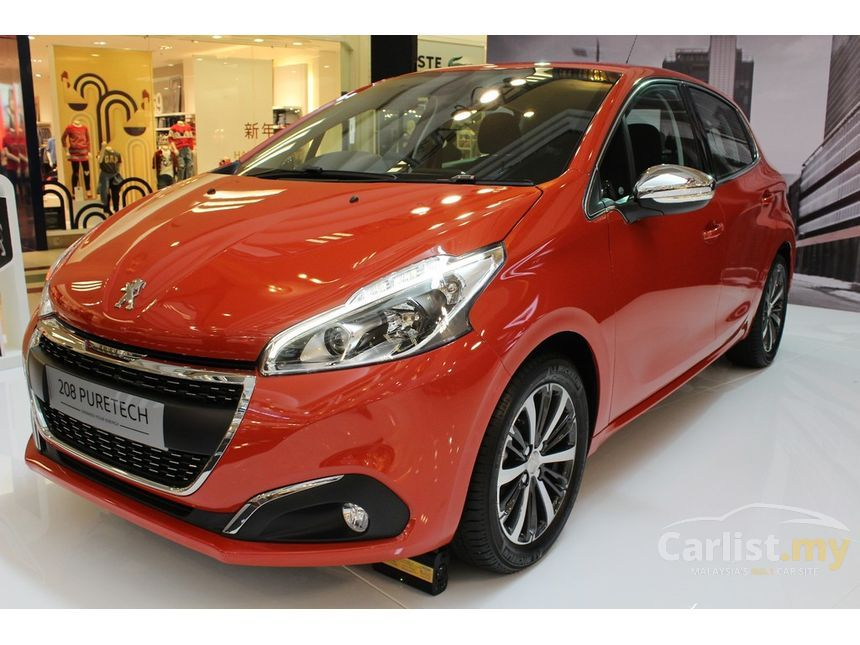 peugeot 208 2017 puretech 1 2 in selangor automatic hatchback red for rm 81 924 3427282. Black Bedroom Furniture Sets. Home Design Ideas