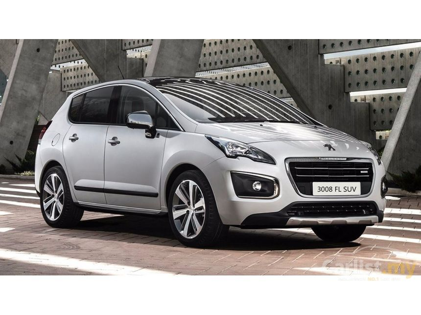 Peugeot In Kuala Lumpur Automatic Suv Silver For Rm