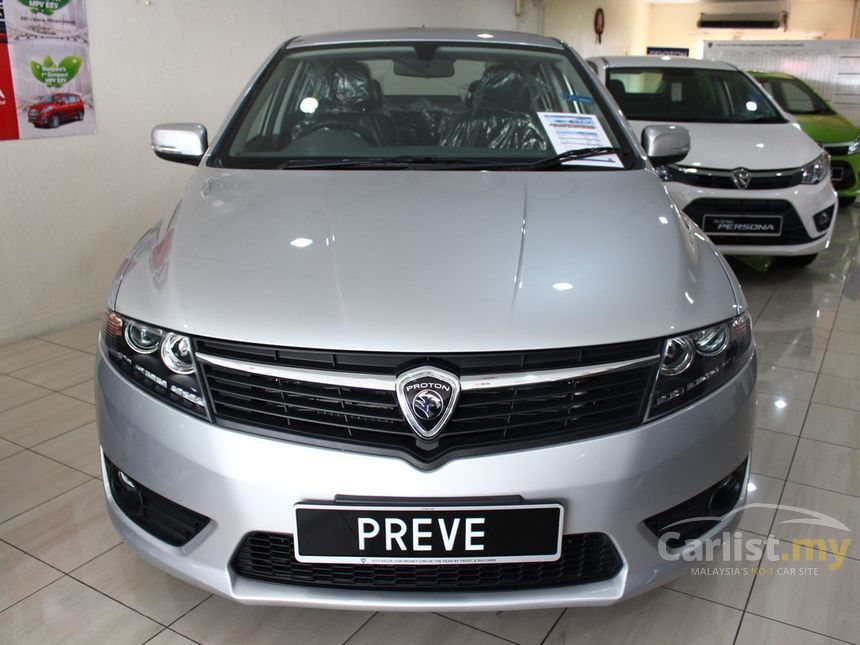 proton preve 2017 executive cvt 1 6 in selangor automatic sedan silver for rm 59 000 3596066. Black Bedroom Furniture Sets. Home Design Ideas