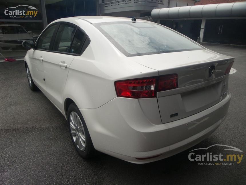 2016 Proton Preve Sedan