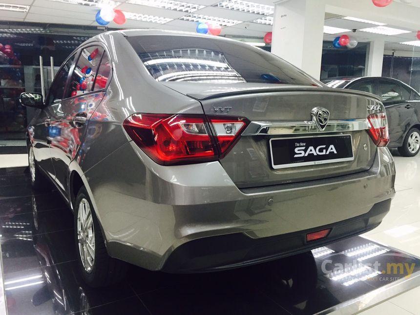 Proton Saga 2017 premium 1.3 in Selangor Automatic Sedan ...