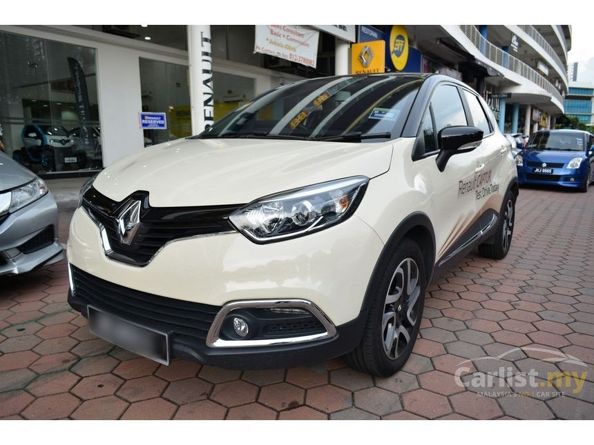 renault captur 2016 1 2 in kuala lumpur automatic suv white for rm 98 000 3294017. Black Bedroom Furniture Sets. Home Design Ideas