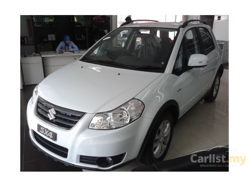 Brand New 2014 Suzuki Sx4 1 6 Auto (A)(CBU New Facelift Full Spec High  offer Rebate Rm5000 Ready Stock Low Downpayment