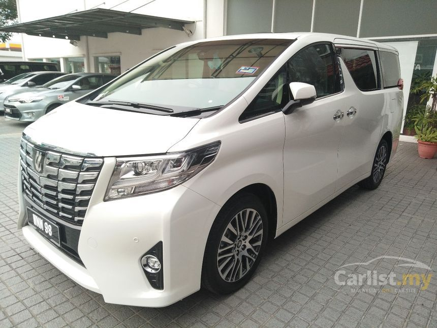 Toyota alphard new car price in malaysia 11