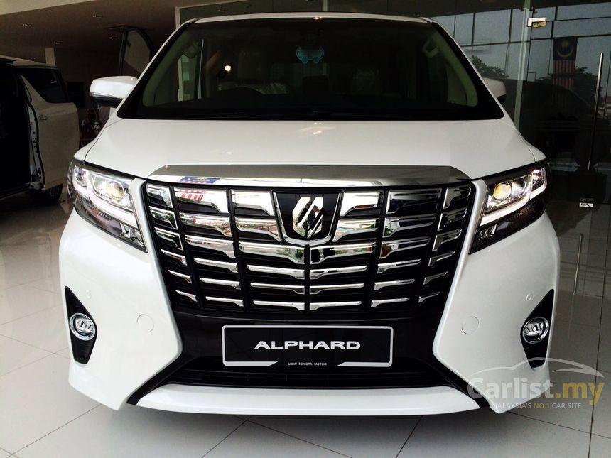 Toyota vellfire new car price in malaysia 17