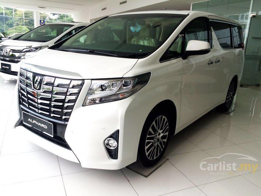 Toyota Alphard 2017 >> Toyota Alphard 2017 Executive Lounge 3 5 In Kuala Lumpur Automatic