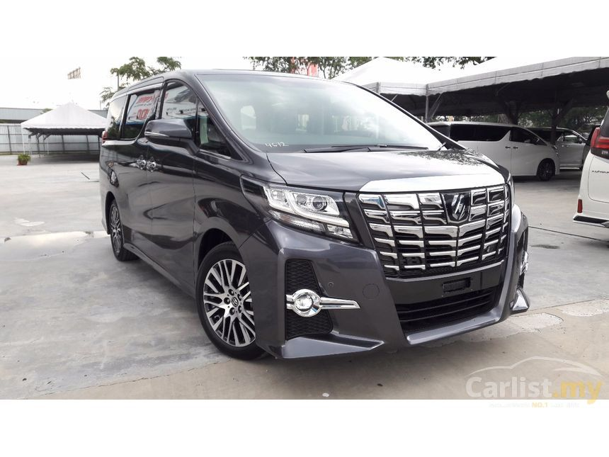 Toyota alphard new car price in malaysia 17