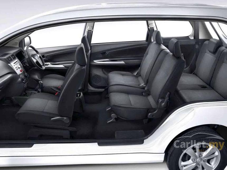 Toyota Avanza 2017 E 1.5 in Selangor Automatic MPV Others ...