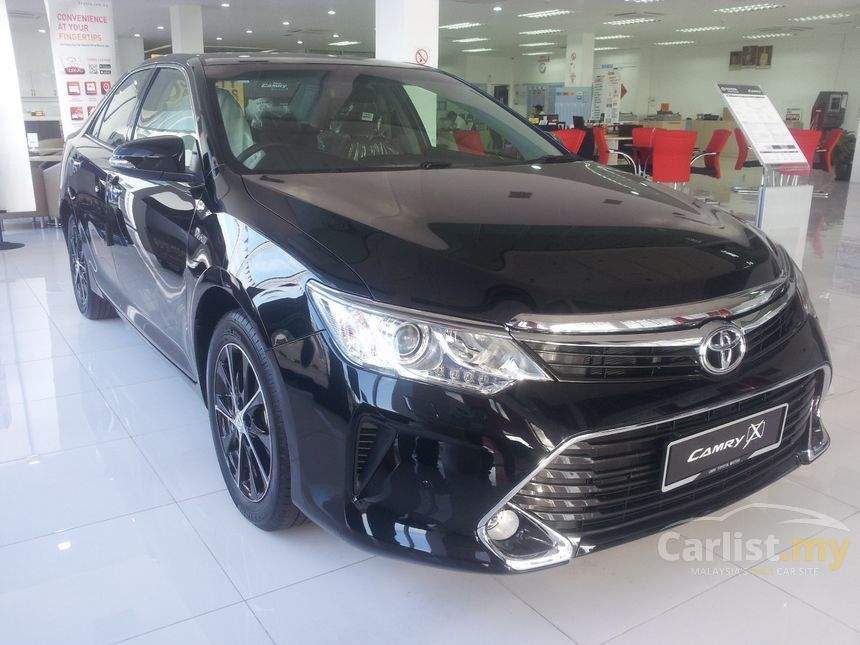toyota camry 2017 g x 2 0 in selangor automatic sedan black for rm 140 588 3585906. Black Bedroom Furniture Sets. Home Design Ideas