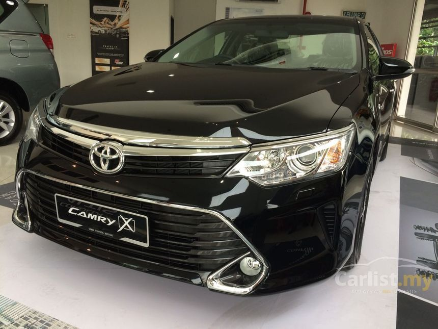 toyota camry 2017 hybrid premium 2 5 in kuala lumpur. Black Bedroom Furniture Sets. Home Design Ideas