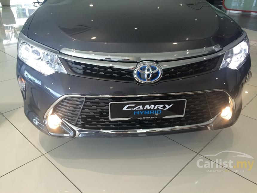 toyota camry 2016 hybrid 2 5 in selangor automatic sedan grey for rm 154 000 2851323. Black Bedroom Furniture Sets. Home Design Ideas