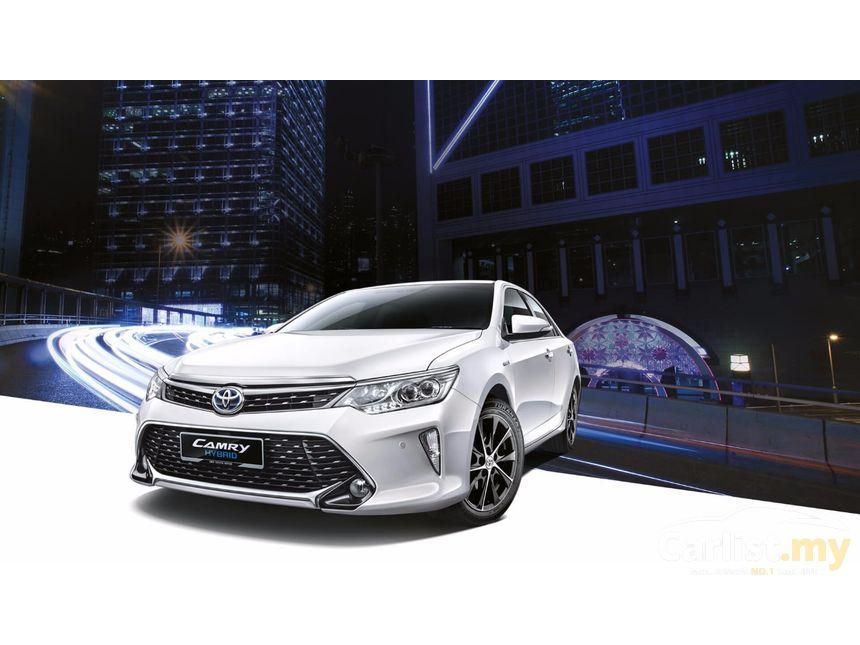 toyota camry 2017 hybrid luxury 2 5 in kuala lumpur automatic sedan white for rm 160 400. Black Bedroom Furniture Sets. Home Design Ideas