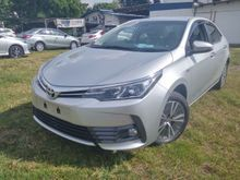 TOYOTA COROLLA ALTIS 1.8 G #FACE LIFT MODEL #CAR OF THE YEAR #7 AIR BAGS
